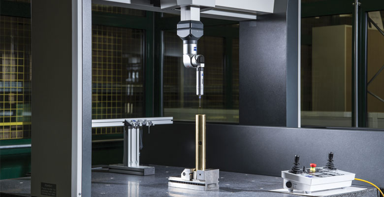 New 3D measuring machine in Foma for quality assurance: Carl Zeiss Contura G2
